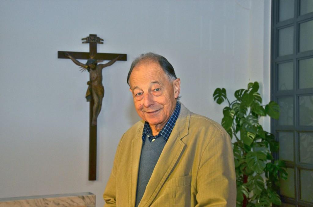 Pfarrer Franz Baumann